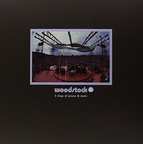 Woodstock: 3 Days of Peace and Music [Vinyl]