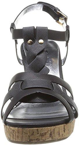 Initiale Reglisse - Sandalias de Vestir Mujer negro - negro