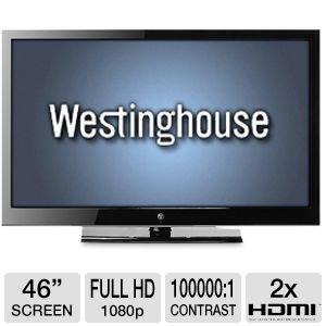 Amazoncom Westinghouse Ld 4695 46 1080p 120hz Led Hdtv Electronics