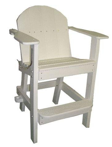 LIFEGUARD CHAIR - 30 INCH