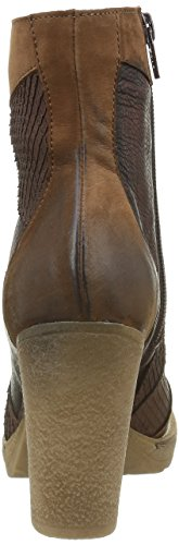 Whisky Nabuk Patch Piu 9880 Women's Boots Jasmine Brown Donna 0xAZwqH88