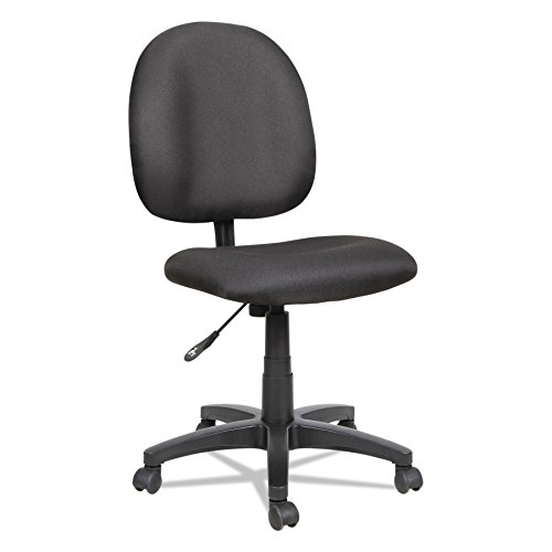 Swivel Seat Adjustment Series Pneumatic (Alera ALEVT48FA10B Essentia Series Swivel Task Chair, Acrylic, Black)