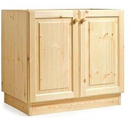 Arredamenti Rustici Base lavello Cucina da L90- Mobile ...