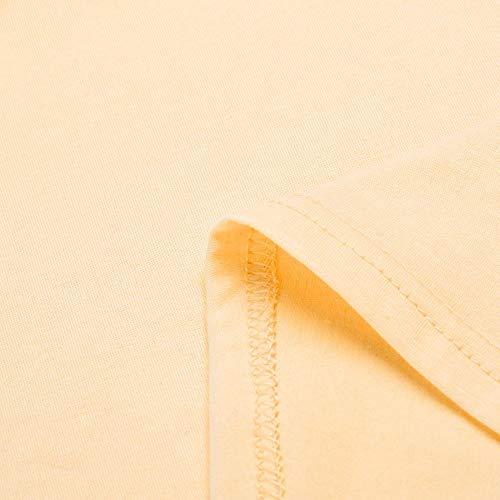 4d91736a096 ... Grandes Manga Tops Algodón Blusa Tallas Elegante Women Café Shirt  Camisas T camisetas Sunnywill Hombros Largo