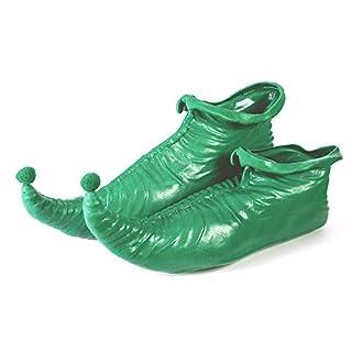 Forum Novelties Men's Adult Costume PVC Elf Shoes
