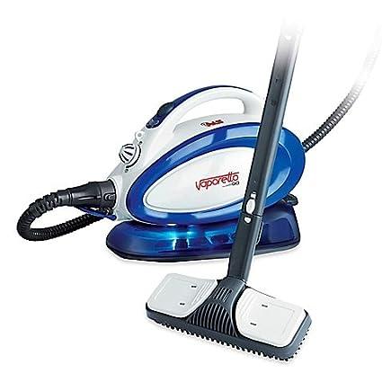 Polti Vaporetto Portable Steam Cleaner W/Attachment Storage