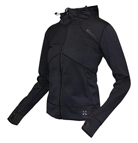 衝撃特価 (Large, Black) - Jacket Level Six Women's B01AZ5L3YG Sombrio Neoprene SUP (Large, Jacket B01AZ5L3YG, ホールセールリミテッド:c777719b --- senas.4x4.lt