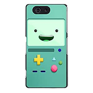 Lovely Adventure Time with Finn and Jake Phone Case Cover For Sony Xperia Z3 Compact/Z3 mini Adventure Time Stylish