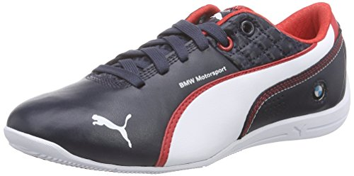 Puma BMW MS Drift Cat 6 NM, Unisex-Erwachsene Sneakers Blau (Bmw Team Blue-white 01)