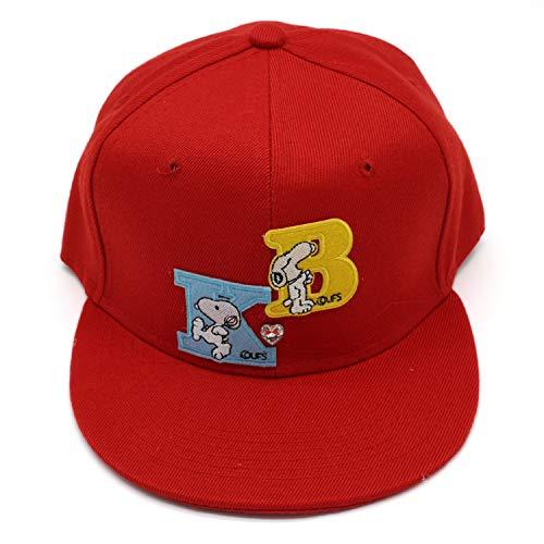 Diamond Logo Men Women Snapback Baseball Cap Adjustable 6 Panel Hiphop Style Gorras Sunhat for Unisex Red