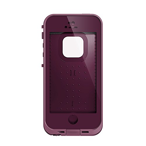purple lifeproof case iphone 5s new lifeproof frē series waterproof for iphone 5 5s 17934