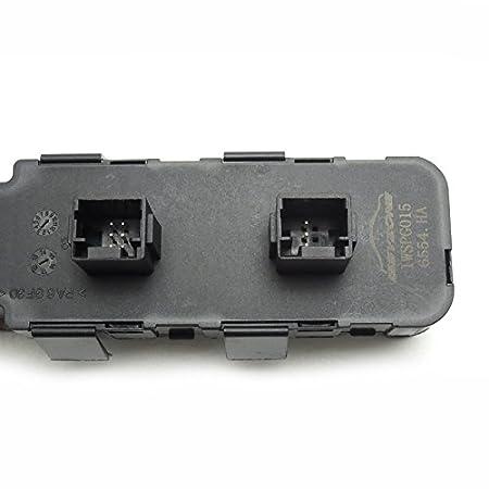 Botonera Elevalunas C4 Maestro Elevalunas Interruptor Para C4 2004-2010 6554.HA 6554HA: Amazon.es: Coche y moto