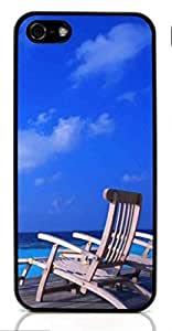 Sunshine beach island Hard Case for For iphone 5/5s Special Design