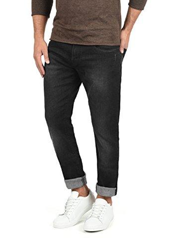 Elasticizzato nbsp; Da Indicode nbsp; Regular 999 Pantaloni Denim Quebec Fit Uomo Jeans Black BS8gA