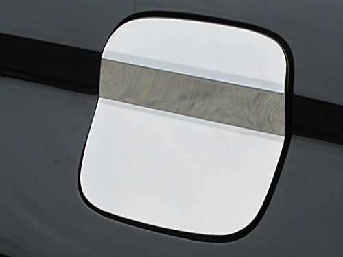 MKX 2016-2017 LINCOLN (1 Pc: Stainless Steel Fuel/Gas Door Cover Accent Trim, 4-door, SUV) GC56660:QAA