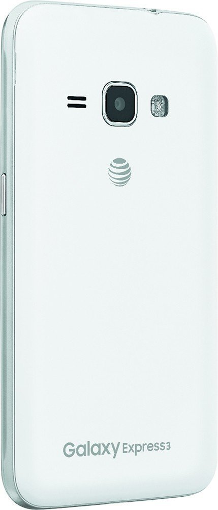 AT&T GoPhone - Samsung Galaxy Express 3 4G LTE with 8GB Memory Prepaid Cell Phone by Go Phone AT&T (Image #3)
