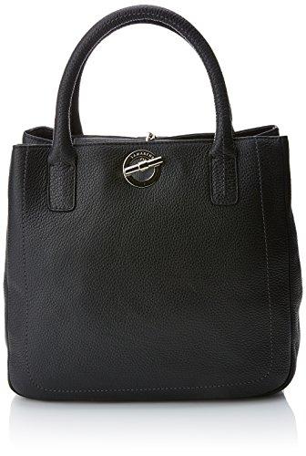 Lamar Paris, sac à main noir pour femmes