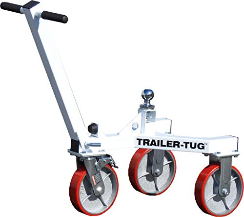 Trailer Tug - Trailer Mover for RV Boat Motorcycle Jetski- World's Greatest Trailer Dolly