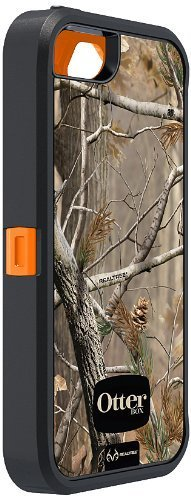 Cheap Cases OtterBox Defender Series Case with Realtree Camo for Apple iPhone 5 Xtra..