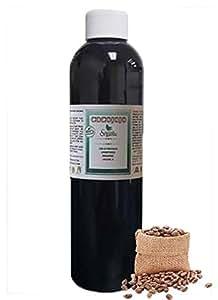 Jamaican Black Castor Oil 100% Pure , Refined, Cold Pressed (8 oz)