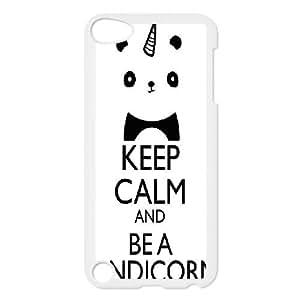 Keep calm iPod Touch 5 Case White NRI5113235