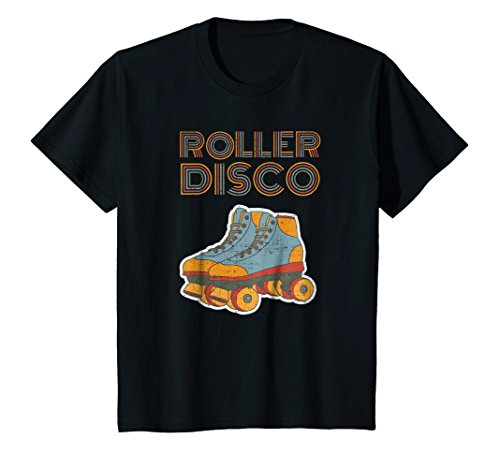 Kids Cool Vintage Roller Disco Retro 70s and