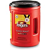Folgers Classic Roast Ground Coffee - 48 oz. - CASE PACK OF 4