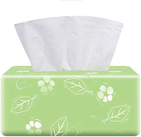 Christm 3 Packungen Soft 3-lagig Gesichtstücher 300 Tücher pro Packungen 900 Tücher insgesamt für Zuhause