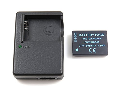 Optimum Orbis Charger DE-A65 and Battery DMW-BCG10 for PA...