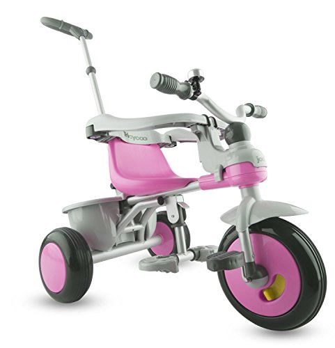 Joovy Tricycoo Tricycle, Pink