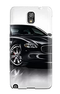 Best 2586657K86175600 Hot Style Protective Case Cover For Galaxynote 3(maserati Quattroporte 6)