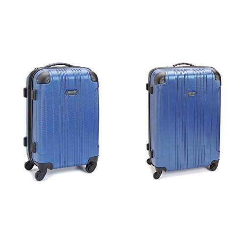 Kenneth Cole Reaction Out of Bounds 4 Wheel Upright Two-Piece Set (20″/28″)