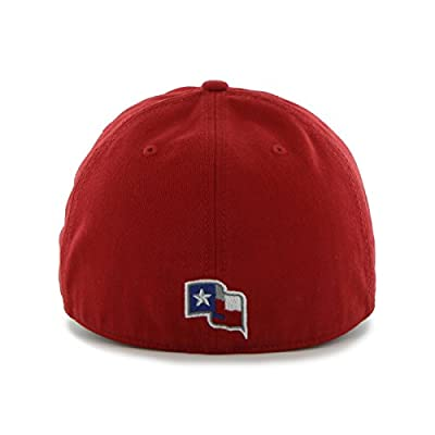 MLB Texas Rangers Franchise Fitted Hat