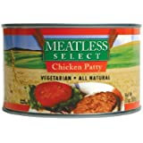 Chik'n Patty, 13 oz (Case of 12 Cans)