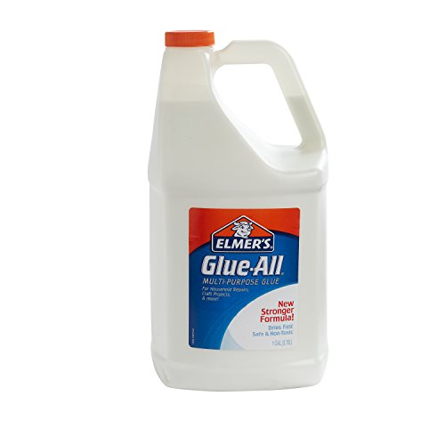 Elmer's Glue-All Multi-Purpose Liquid Glue, Extra Strong, 1 Gallon, 1 Count