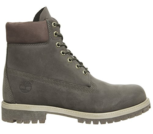 6in homme Timberland boot Gris premium Boots v8w4aqd