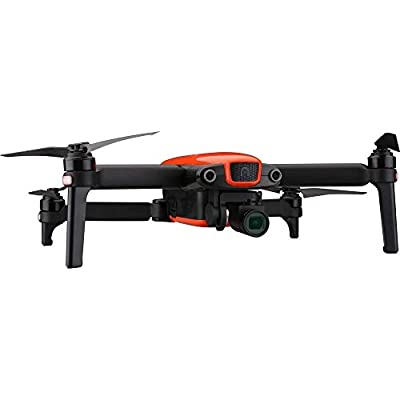 Autel Robotics EVO Foldable Quadcopter with 3-Axis Gimbal, 12MP Camera and Remote Controller, Orange