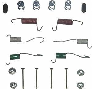 wagner h17232 drum brake hardware kit rear automotive. Black Bedroom Furniture Sets. Home Design Ideas