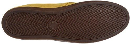 Dark Byron E68 Scarpe Chocolate Suede Stringate Low Sahara Fred Marrone Oxford Uomo Perry nAfxpw7v
