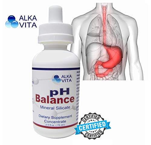 Amazon.com: Alka Vita Balance de pH concentrado gotas ...