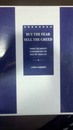 Buy the Fear, Sell the Greed: Timing the Market Everyday for the Rest of Your Life (Set of 3 VHS Tapes) (Vhs Tapes Sell)