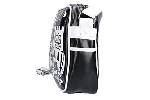 Umgehängt mann messanger GOLA schwarz bandolier bag Mit Schulterriemen VF275