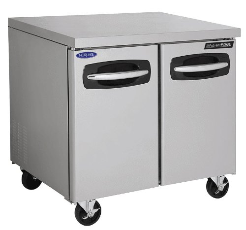 Nor-Lake NLUR36 Advantedge Undercounter/Worktable Refrigerator-NLUR36