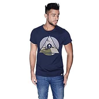 Creo Pakistan T-Shirt For Men - Xl, Navy Blue