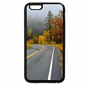 iPhone 6S / iPhone 6 Case (Black) Autumn Ride