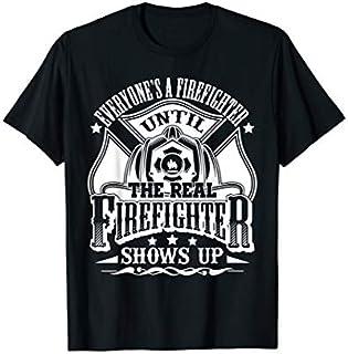 Firefighter  - Firefighter T-shirt | Size S - 5XL