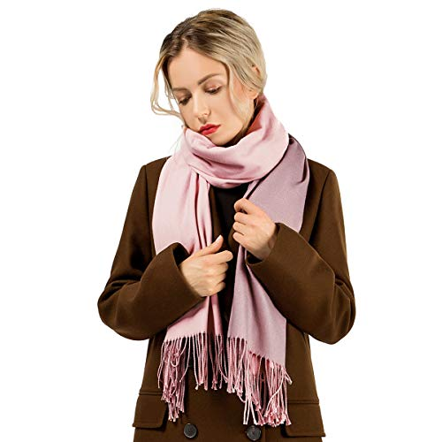 Cashmere Scarf ADUO Womens Large Soft Winter Oversized Pashmina Shawls Wraps Scarfs For Women with Gift Idea