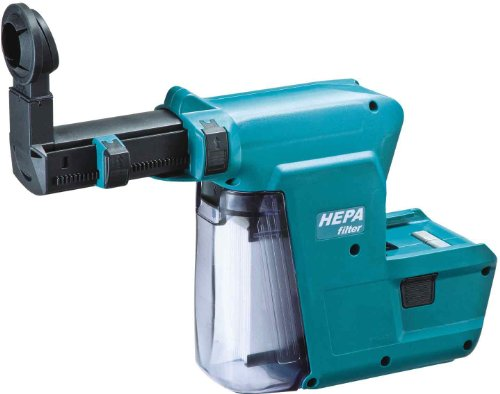 Makita DX01 HEPA Vacuum Attachment