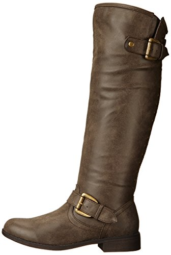Madden Girl Women S Cactuss Boots: Madden Girl Women's Cactuss Equestrian Boot
