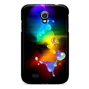 High-quality Durable Protection Case For Galaxy S4(blackclolor)